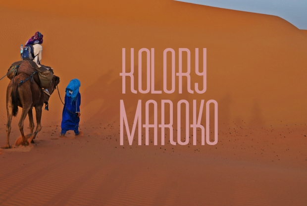kolory maroko